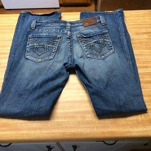 Big star jeans size 29L